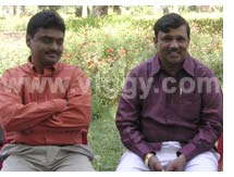 Sayendra Reddy and Prasad Reddy