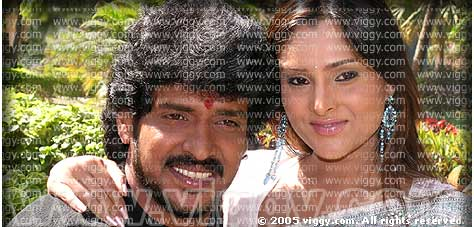 Upendra and Ramya